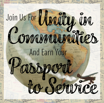 Invite for Unity in Communities