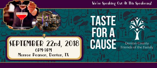 DCFOF Taste for a Cause 2018