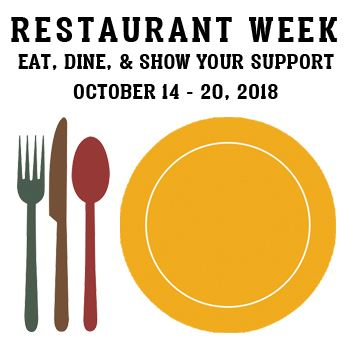 2018 Restaurant Week logo