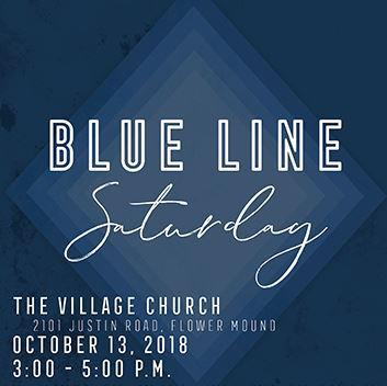 Blue Line Saturday