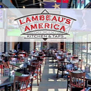 Lambeau's America Kitchen and Taps