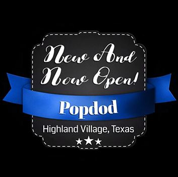 New and Now Open - Popdod